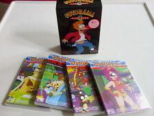 FUTURAMA - komplette Staffel Season 4 4 DVDs Matt Groening Australien Engl. Text
