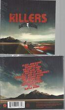 CD--THE KILLERS -- -- BATTLE BORN