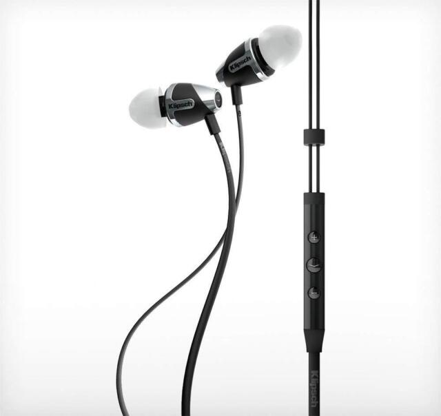 Klipsch Image S4i Ii Black In Ear Headphones