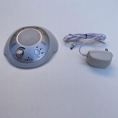 HoMedics SS-2000A SoundSpa 6-Sound Sleep Machine W ...