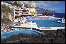 469078 Lido Funchal Madeira A4 Photo Print