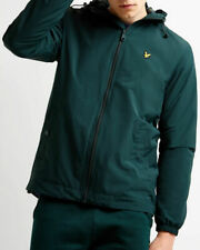 Lyle and Scott Men Zip Through Hooded Jacket