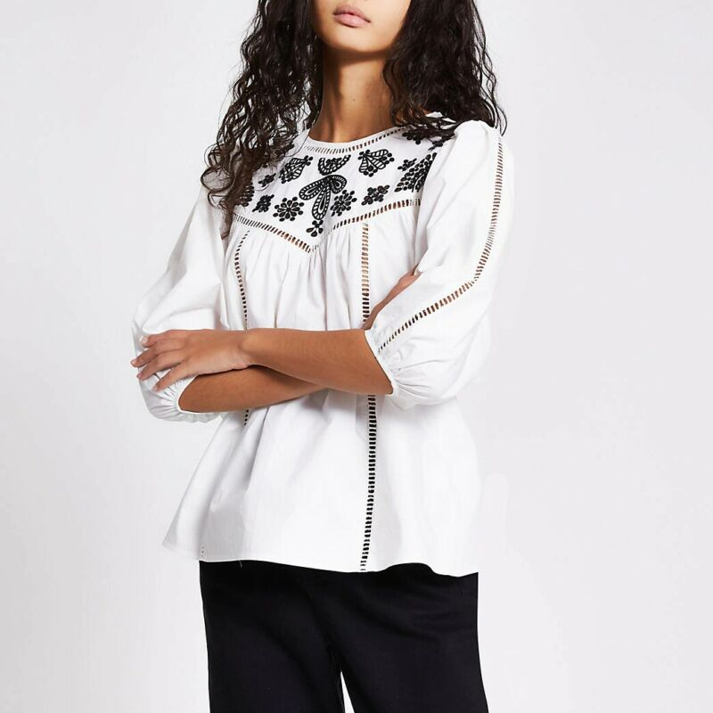 2019 Fashion River Island Womens Shirt 16 Fixing Prices According To Quality Of Products