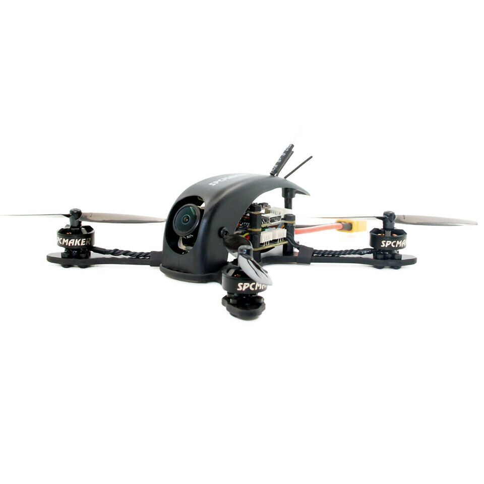 Spcrenderer Orca 115mm f4 WHOOP  FPV RACER DRONE BNF CON correrecam Nano 2 fototeletelecamera  nuovi prodotti novità