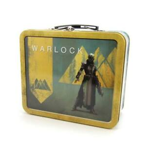 Destiny Lunchbox Guardian Warlock Sandwich Box Army Metall Brotdose Dose Geschen