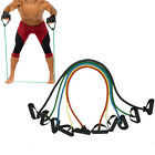 5 PCS Resistance Bands Set for Fitness Exercise Yoga Pilates Tube Workout