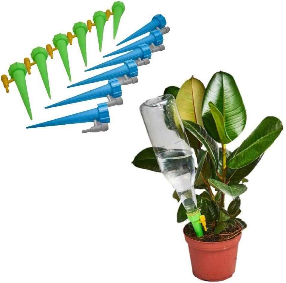 VGdrip Self Watering Spikes for Indoor Outdoor Plants 12 Pack