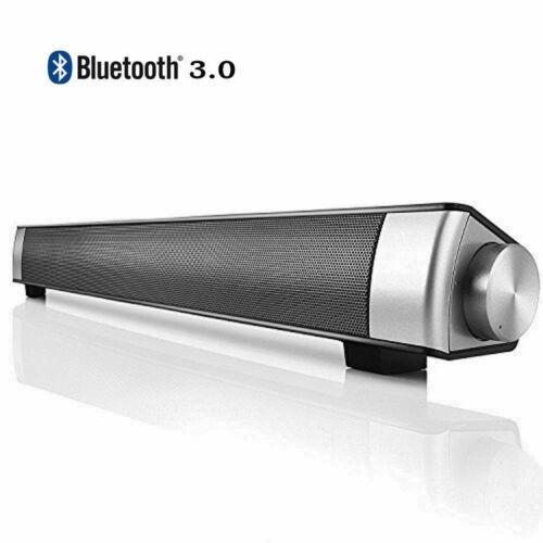 TV Home Theater  Bluetooth  Speaker System Builtin Subwoofer @L