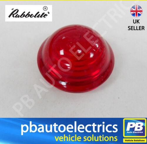 Trucklite//Rubbolite Rear//Side Marker Lens 3475