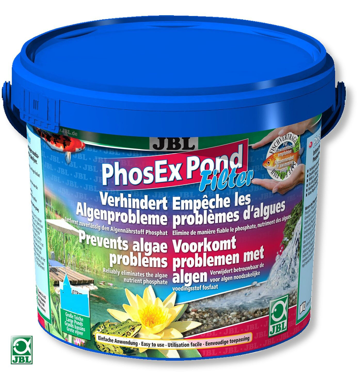 Jblphosexpond Filtro 2,5 kg per Stagno