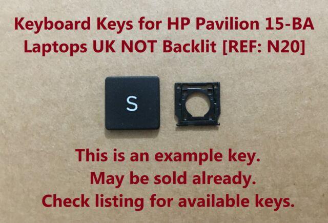 NEW HP PAVILION 15-B050EA 15-B050SA LAPTOP KEYBOARD BLACK UK UKDC
