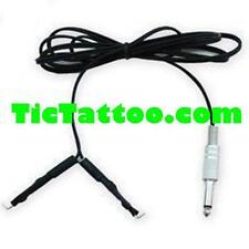 6 foot Black Tattoo Clip Cord Supplies For Tattoo Machine Power Supply Kit