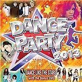 Dance Party 2013 (CD & DVD)