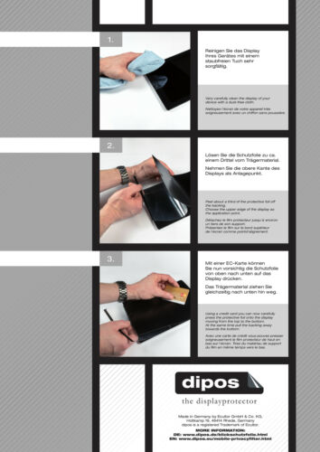 Nikon z6 mirada lámina de protección lámina protectora mate lámina display protección dipos