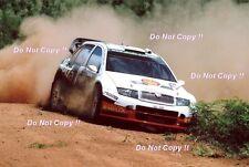 Colin McRae Skoda Fabia WRC Rally Australia 2005 Photograph 6