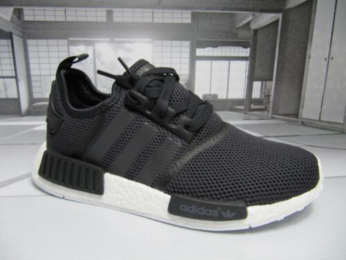 Sneakers Adidas Originals NMD R1 Noir Authentique Chaussures Baskets