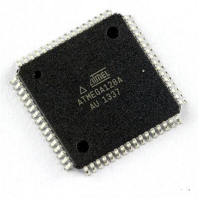 1PCS IC QFP-64 8-bit Microcontroller NEW ATMEGA128A-AU