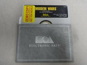 Modem-Wars-Vintage-PC-5-25-Floppy-Disk-Only-Free-Ship