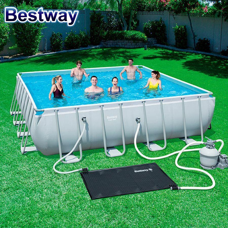 Bestway Solar -pool-heizmatte Riscaldonnato Piscina Tappetino Collettore