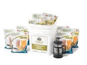 Legacy-Premium-Long-Term-Food-Storage-350-Serving-Coffee-Bucket-w-French-Press