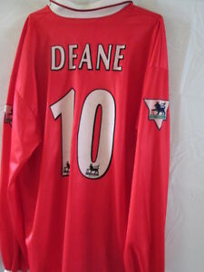 Middlesbrough-Deane-1998-1999-Match-Worn-Squad-Signed-Football-Shirt-with-COA