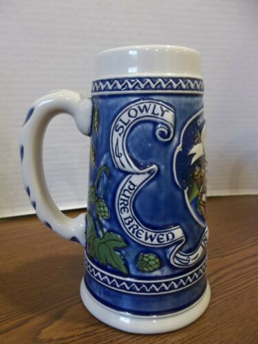 Old Style beer Stein Chicago Chicagoland You/'ve got style 1982 Blue Man Cave Bar
