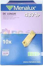 MENALUX 4371P 10 SACCHETTI DELONGHI COLOMBINA SUPER XL1000 XL900 CLASSE A XCA