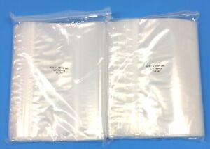 """Top Quality 100 6/""""X9/"""" Clear 2MIL Hang Hole Zip Lock Bags Zip lock Packaging Bags"""