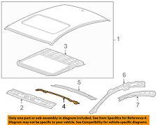 Chevrolet GM OEM 11-15 Cruze-Roof Molding Clip 96071026