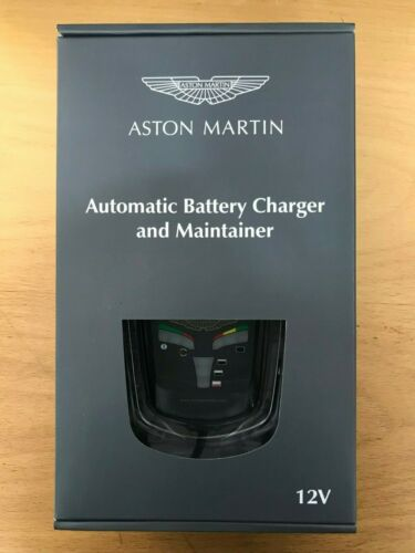 *** NUOVO *** ASTON MARTIN automatico Caricabatteria /& manutentore