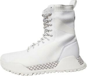 Adidas-f-1-3-PK-by3007-Haute-Sneaker-Chaussures-De-Loisirs-Bottes-Blanc-Nouveau
