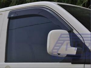 Pour-2014-2018-Mercedes-Sprinter-Fenetre-Vent-Pluie-Deflecteurs-Adhesif