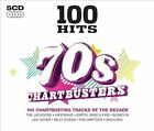 100 Hits: 70s Chartbusters by Various Artists (CD, Oct-2013, 5 Discs, 100 Hits)