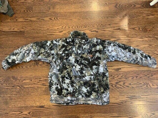 Sitka Gear Optifade Elevated II Fanatic Jacket, Size L