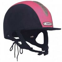 Champion X-air Plus Horse Riding Hat Helmet Pas015.2011 Kitemark Vented