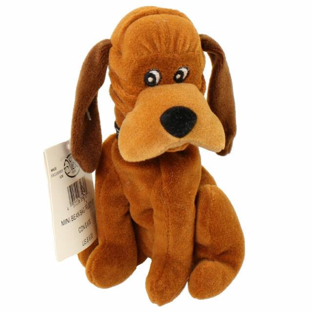 Disney Bean Bag Lady The Tramp Trusty 8 Mini Plush Toy For Sale Online Ebay