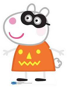 Suzy Sheep From Peppa Pig Halloween Cardboard Cutout Standee