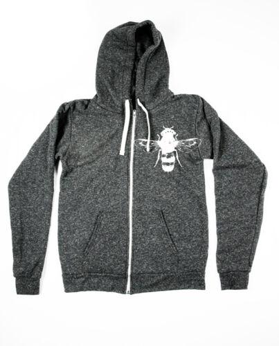 Eco-Friendly Unisex Bee Sweatshirt Mens Bee Hoodie
