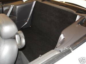 Details About 94 95 Mustang Convertible 96 98 Rear Seat Delete 99 04