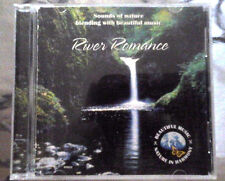 RIVER ROMANCE SOUNDS OF NATURE WITH BEAUTIFUL MUSIC/SAXOPHONE/CHIMES/PIANO