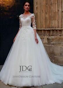Vintage Spitze Tattoo Spitze Bluten Brautkleid Hochzeitskleid