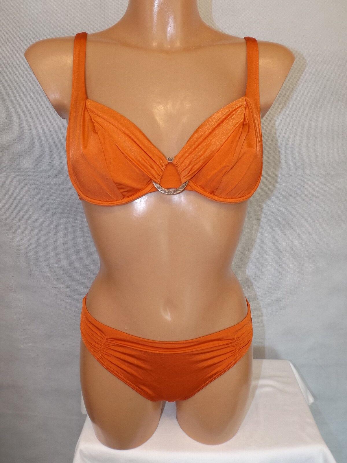 RASUREL by Lejaby Lejaby Lejaby   36  Cup C  T2   Orange Bikini m. Bügel  Bügelbikini Träger | Die Farbe ist sehr auffällig  | Clearance Sale  | Deutsche Outlets  | Sehen Sie die Welt aus der Perspektive des Kindes  | München  a11ed7