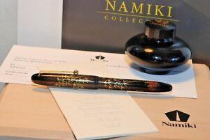 Namiki-Yukari-Taille-Bamboo-Plume-Stylo-Maki-E-Neuf