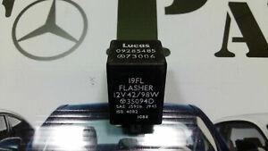 Clignotant-Relais-Saab-Opel-Lucas-09285485-73006-Clignotant-35094D