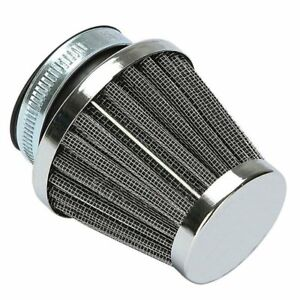 35mm Air Filter Intake Pod For 50 70 90 110 125cc Pit Dirt Bike ATV Quad Scooter