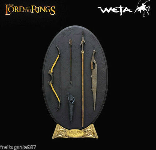 LORD OF THE RINGS ARMS OF MORIA ORCS ltd 2500 Sideshow Weta