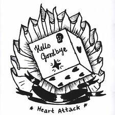 FREE US SHIP. on ANY 2 CDs! NEW CD Hello Goodbye: Heart Attack
