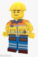 Master Builder Custom Printed Lego® Minifigure Limited Edition