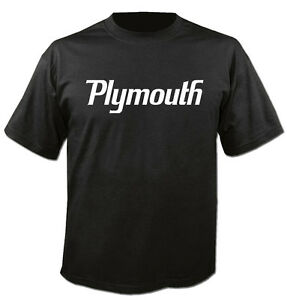 Details about T-Shirt Hoody Sweatshirt PLYMOUTH Dodge CUDA USA Muscle car  Mopar S-5XL