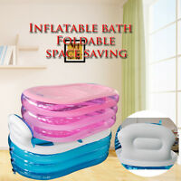 Bathtub Folding Portable Foldable Bathtub Inflatable Adult Pvc Bath Tub Air Pump